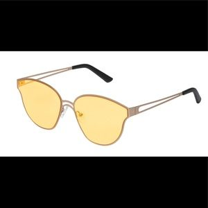 Gold • Yellow Omnia Sunglasses by Hawkers